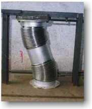 "8"" N.B. Double Universal Expansion Joints"